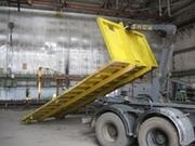 Сменная платформа кузова для грузовых автомобильных систем мультилифт