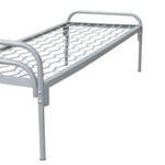 Прочные кровати металлические для строителей в бытовки