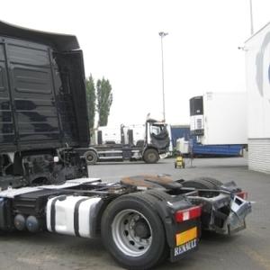 Седельный тягач Renault AE500