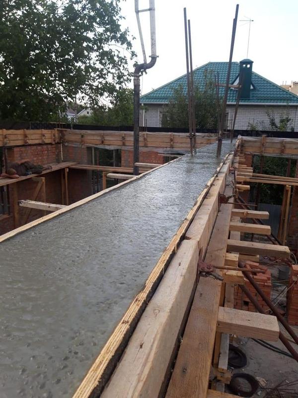 Фундаменты,  бетонные работы 2