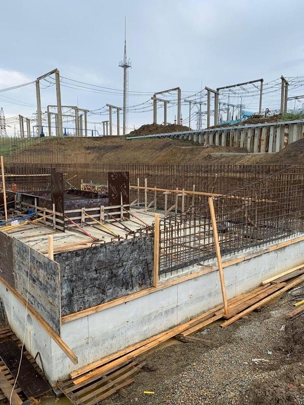 Фундаменты,  бетонные работы 3